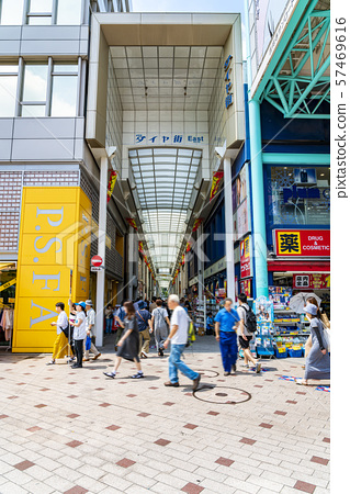 [Tokyo] Kichijoji Diamond Street 57469616