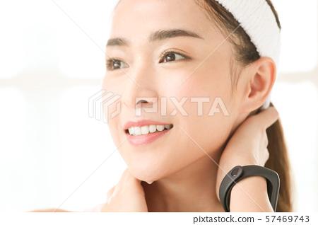 여성 스포츠 건강 57469743