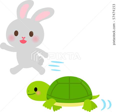 兔子和乌龟 57474153