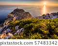 Lighthouse at Cap Formentor during sunrise 57483342