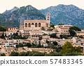 Sant Llorenc church, Selva village, Mallorca 57483345