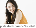 뷰티 미용 이미지 여성 젊은 여성 57495841