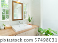 Bathroom house interior image 57498031