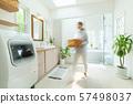 ภาพภายในบ้านห้องน้ำ 57498037