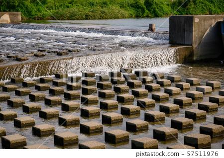 강 배경 소재 자연수 57511976