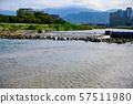 강 배경 소재 자연수 57511980