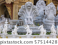 angel statue sculpture thai style for decoration 57514428