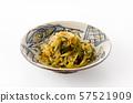 Stir-fried papaya and chopped kelp 57521909