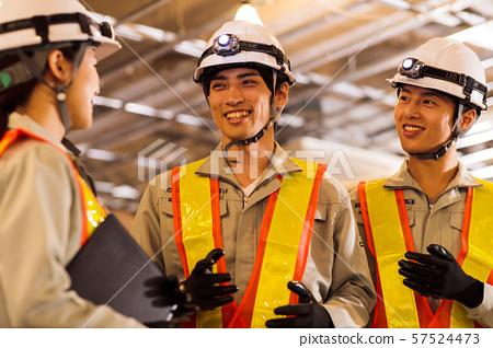 房地產建築施工工作設計現場監督 57524473