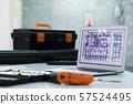 房地產建築施工工作設計現場監督 57524495