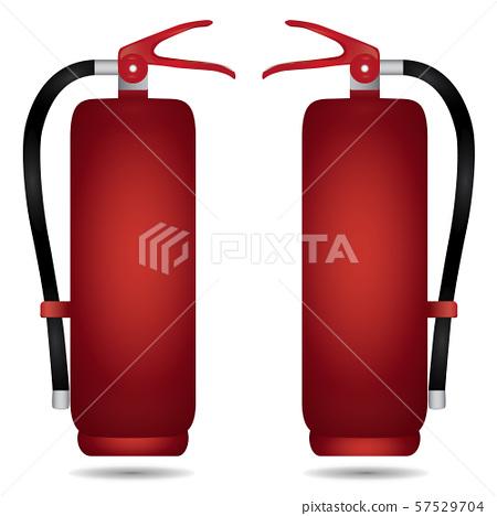fire extingrusher vector design 57529704