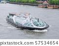 Tokyo Cruise Waterbus Emeraldas at Asakusa / Sumida River 57534654
