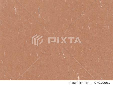 Basic brown Korean traditional paper 57535063