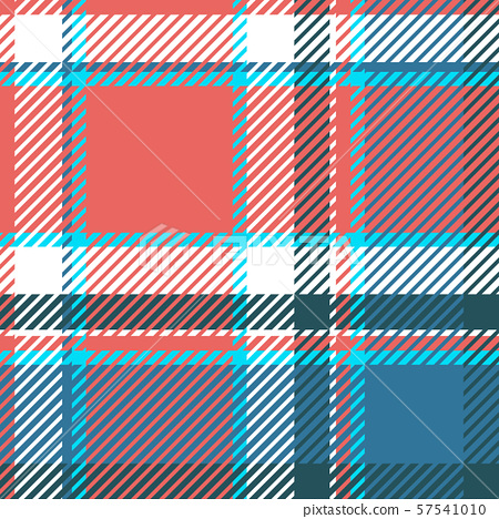 Plaid or tartan vector is background or texture in 57541010