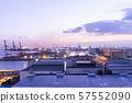 [Kawasaki] Factory night view 57552090