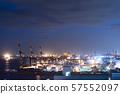 [가와사키] 공장 야경 57552097