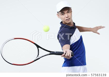 테니스 테니스 선수 남자 57563139