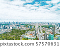 【도쿄】 도시 풍경 57570631