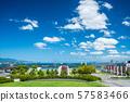 Lake Biwa Otsugo Port 57583466