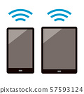 스마트 폰 스마트 폰 태블릿 Wi-Fi 57593124