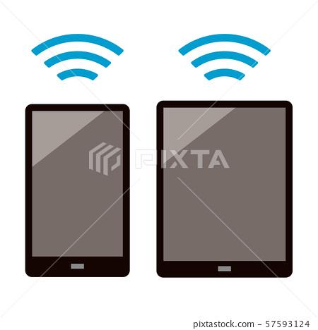 Smartphone智能手機平板電腦Wi-Fi 57593124