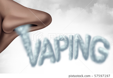 Vaping Health Risk 57597197