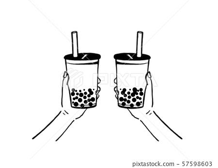 台灣旅行 珍珠奶茶 57598603