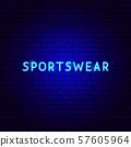 Sportswear Neon Text 57605964