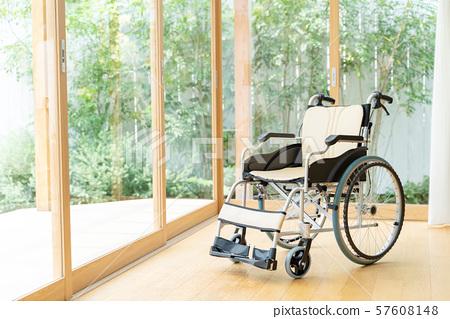 요양 시설 휠체어 의료 이미지 57608148