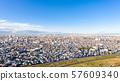 มุมมองทางอากาศทิศทางใจกลางเมืองจากเอโดกาวะ 57609340