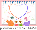 Concept of a happy and loving family vector illustration 005 57614450
