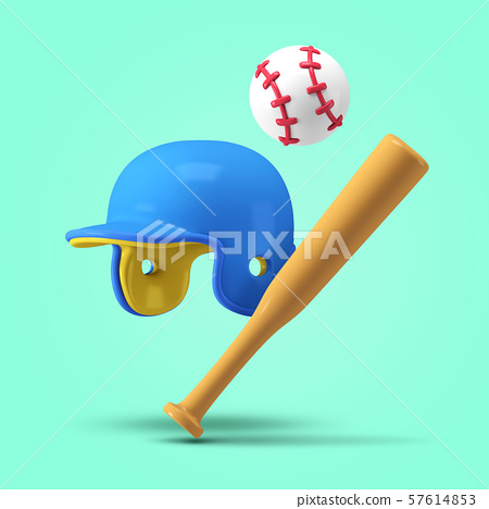 3D Soft object icon 027 57614853