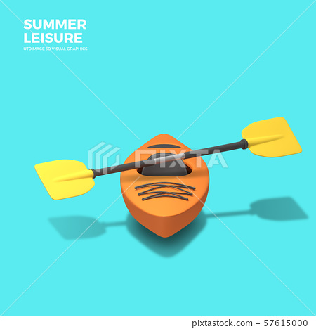 3D summer objects 039 57615000