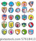 Sports Icon Set 57618413