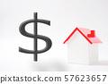 미니어처와 달러 소득, 자산, 부채, 구매 등의 이미지 57623657