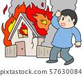 주택 화재 57630084
