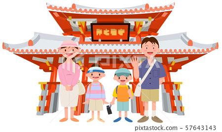 家庭旅行Morimen 57643143