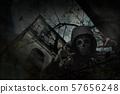 Halloween mystery concept 57656248