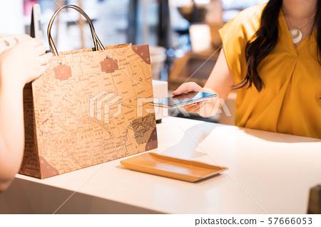 쇼핑 비닐, 스마트 폰 57666053