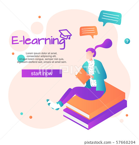 Online learning foreign languages 57668204
