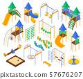 Isometric Play Area Set 57676207