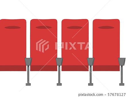 Cinema chair 57678127