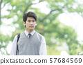 통학 풍경 중학생 고등학생 57684569