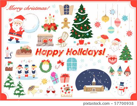 聖誕套裝 57700938