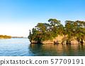 日本的三个观点松岛游览船巡航观光 57709191
