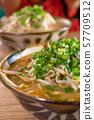 沖繩久米島的沖繩蕎麥麵特色菜 57709512
