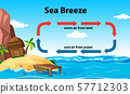 Science poster design for sea breeze 57712303