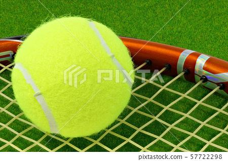 網球(深度合成) 57722298