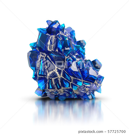 blue crystal 57725700