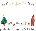 熊圣诞节 57743348